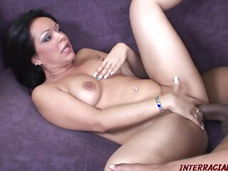 Valentina Lopez - Takes Blackzilla In Her Tight Maw Twat